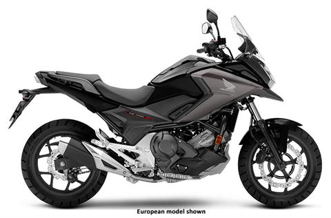 2020 Honda NC750X DCT ABS in Chico, California