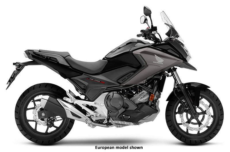 2020 Honda NC750X DCT ABS in Hendersonville, North Carolina