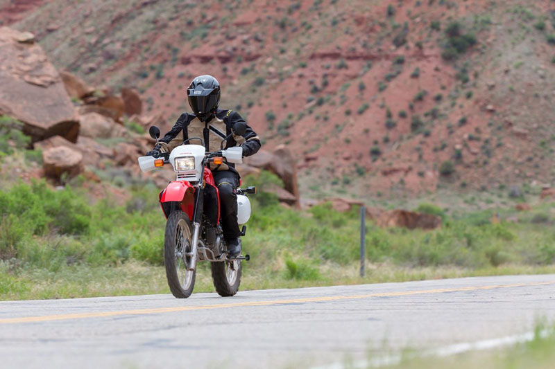 2020 Honda XR650L in Rexburg, Idaho