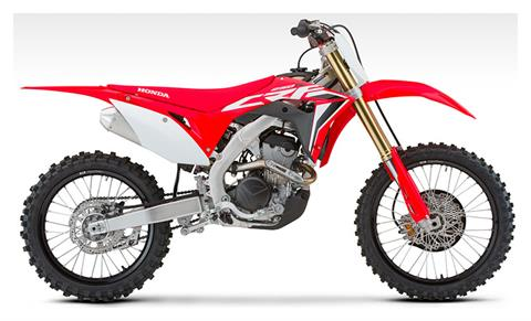 2020 Honda CRF250R in Sterling, Illinois