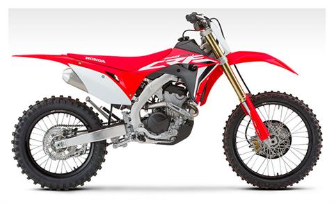 2020 Honda CRF250RX in Lincoln, Maine