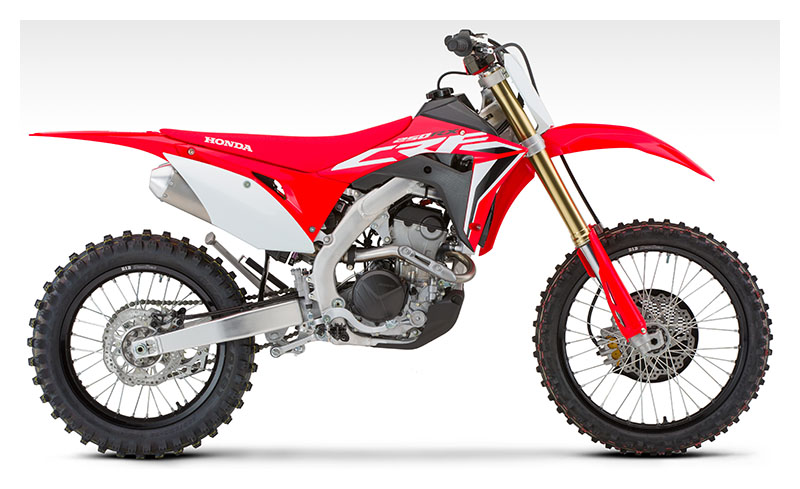 2020 Honda CRF250RX in Shelby, North Carolina