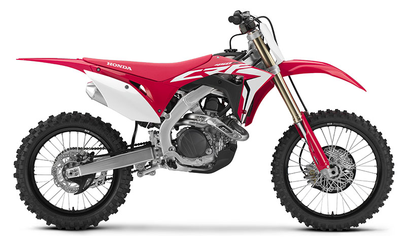 2020 Honda CRF450R in Iowa City, Iowa