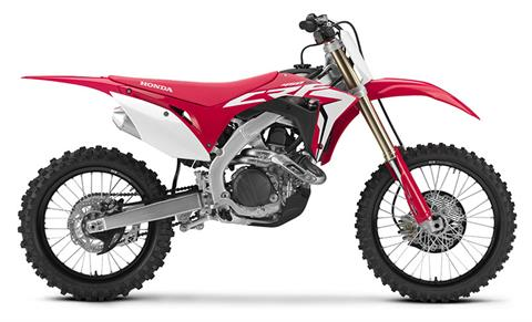 2020 Honda CRF450R in Monroe, Michigan