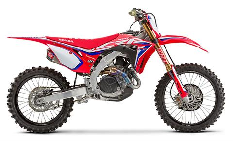 2020 Honda CRF450RWE in Brunswick, Georgia