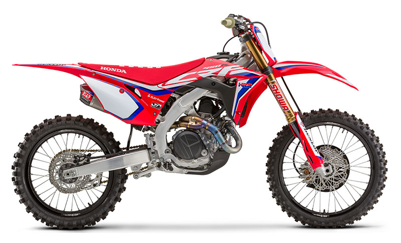 2020 Honda CRF450RWE in Moline, Illinois