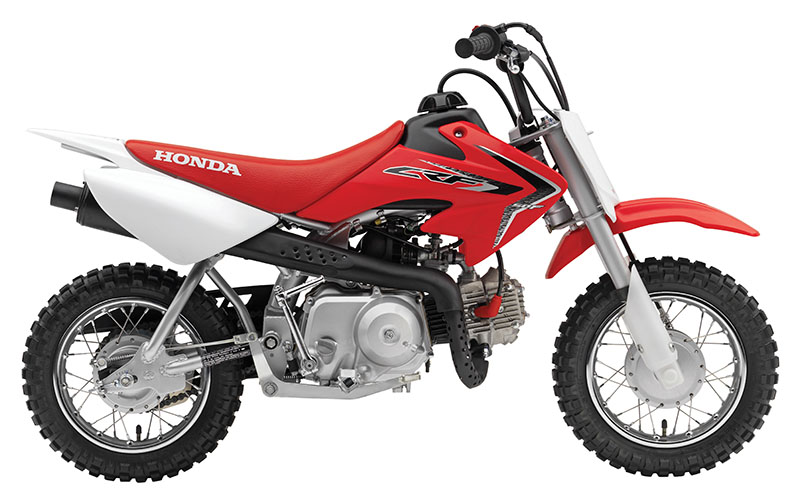 2020 Honda CRF50F in Monroe, Michigan