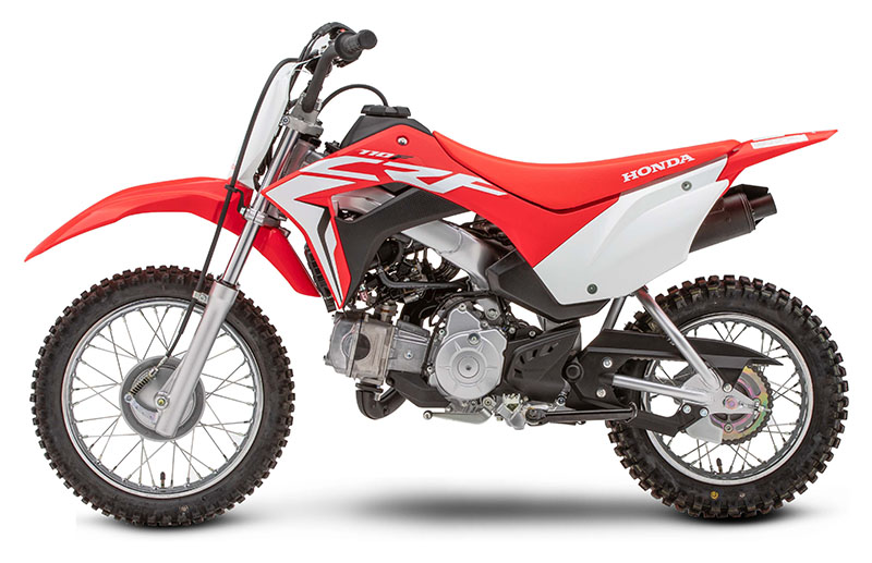 2020 Honda CRF110F in Iowa City, Iowa - Photo 2