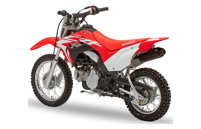 2020 Honda CRF110F in Augusta, Maine - Photo 6