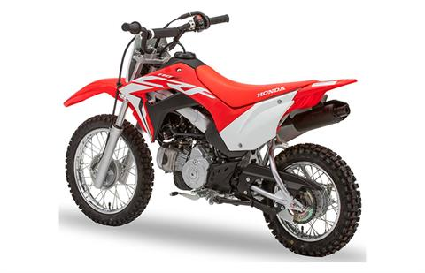 2020 Honda CRF110F in Lincoln, Maine - Photo 6