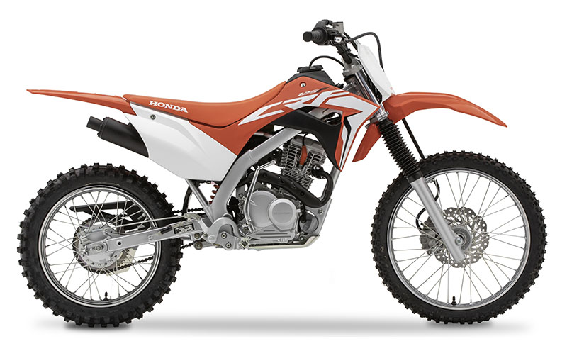 2020 Honda CRF125F in Monroe, Michigan