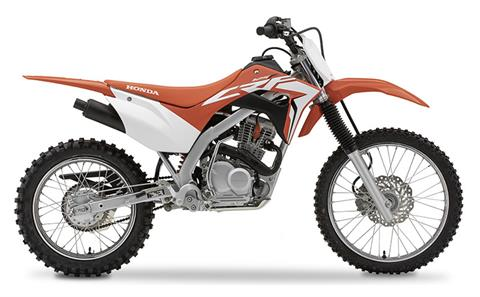 2020 Honda CRF125F in Sterling, Illinois