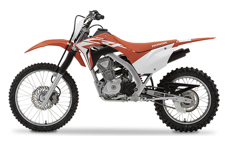 2020 Honda CRF125F (Big Wheel) in Petersburg, West Virginia