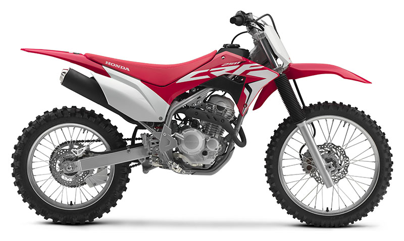 2020 Honda CRF250F in Moline, Illinois