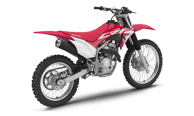 2020 Honda CRF250F in Grass Valley, California - Photo 3