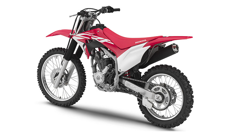 2020 Honda CRF250F in Grass Valley, California - Photo 4