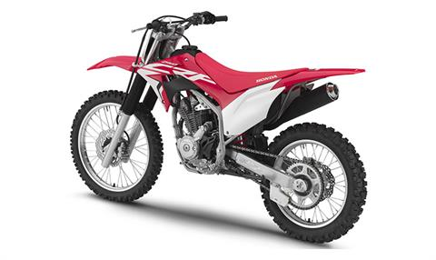 2020 Honda CRF250F in Danbury, Connecticut - Photo 4