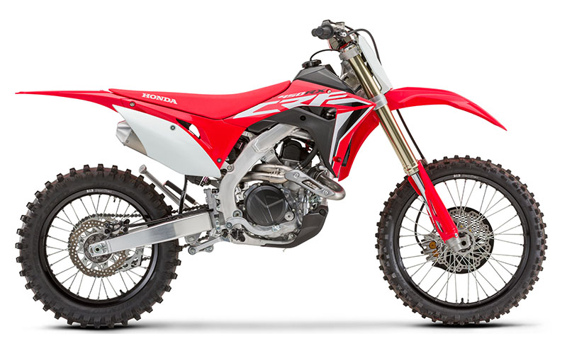2020 Honda CRF450RX in Berkeley, California