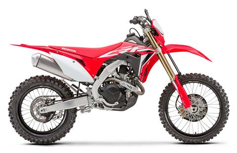 2020 Honda CRF450X in Iowa City, Iowa