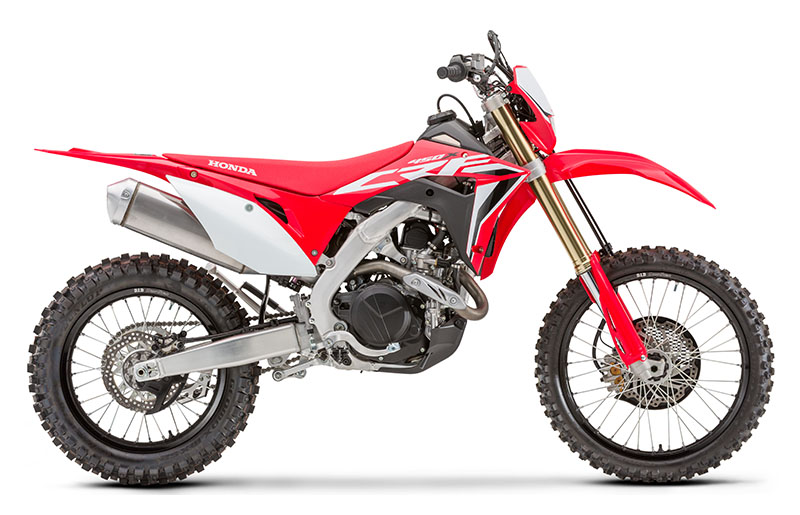 2020 Honda CRF450X in Lincoln, Maine