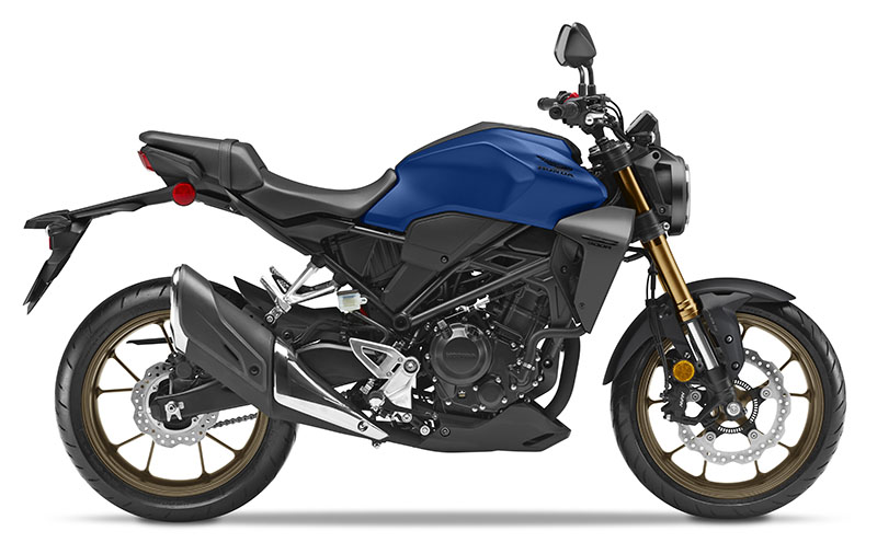 2020 Honda CB300R ABS in Asheville, North Carolina