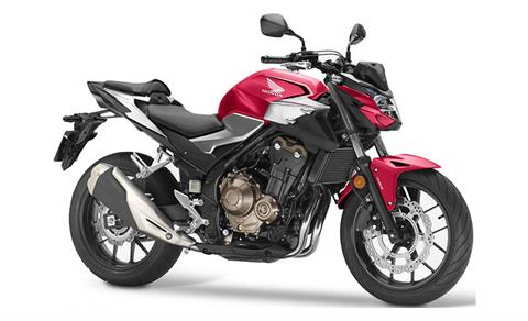 2019 Honda CB500F ABS in Stuart, Florida