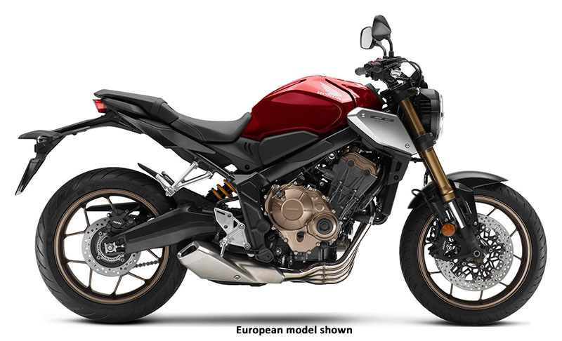 2020 Honda CB650R ABS in Hendersonville, North Carolina