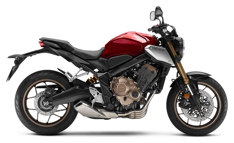 2020 Honda CB650R ABS in Erie, Pennsylvania