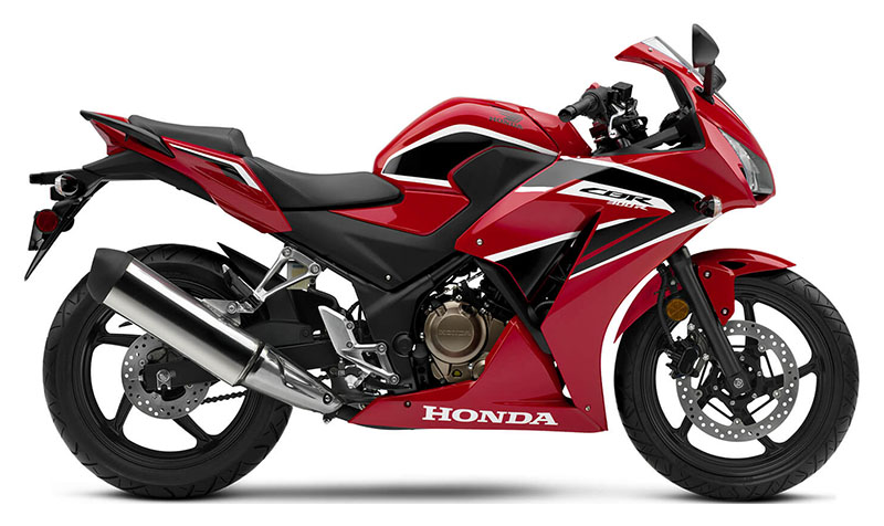 2020 Honda CBR300R in Iowa City, Iowa - Photo 1