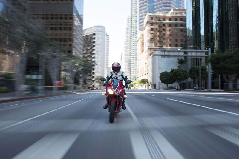 2020 Honda CBR300R in San Jose, California - Photo 7