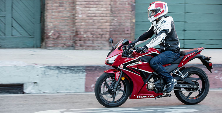 2019 Honda CBR300R ABS in Baldwin, Michigan