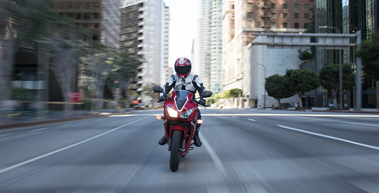 2019 Honda CBR300R ABS in Corona, California