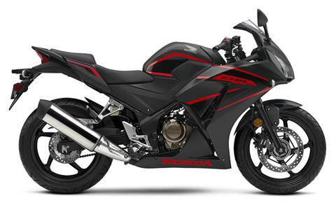 2019 Honda CBR300R ABS in Beaver Dam, Wisconsin - Photo 1