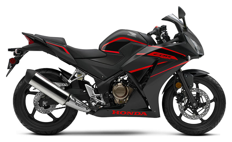 2020 Honda CBR300R in Anchorage, Alaska - Photo 1