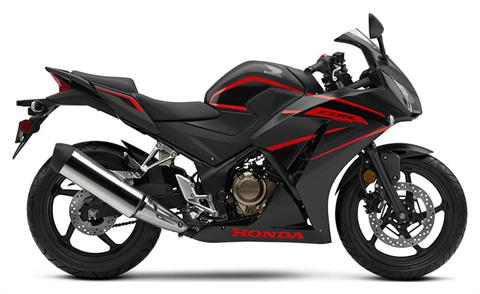 2020 Honda CBR300R in Chico, California - Photo 1
