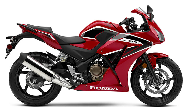 2020 Honda CBR300R ABS in Merced, California - Photo 1