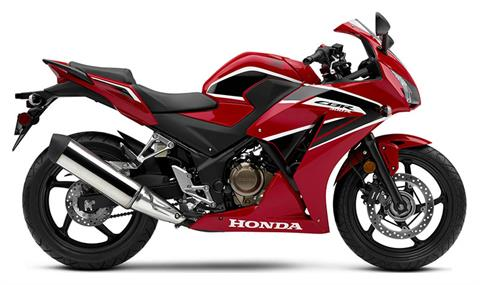 2020 Honda CBR300R ABS in Fremont, California - Photo 1