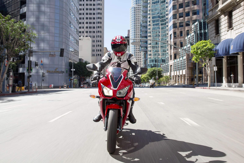 2020 Honda CBR300R ABS in Fremont, California - Photo 3