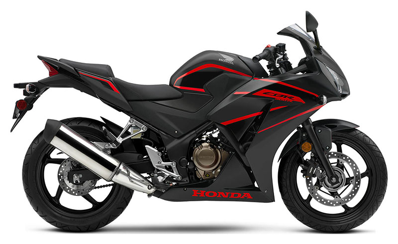 2020 Honda CBR300R ABS in Lincoln, Maine - Photo 1