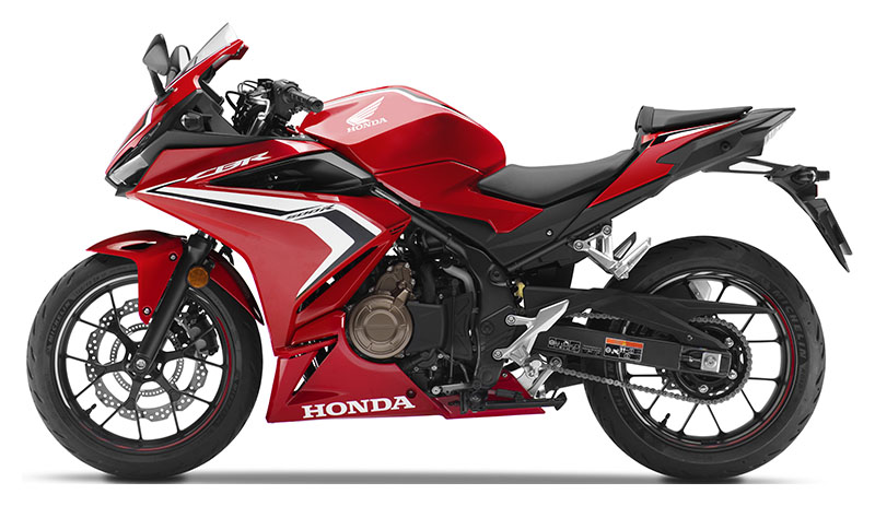 2019 Honda CBR500R ABS in Dubuque, Iowa - Photo 2
