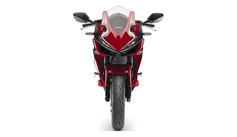 2019 Honda CBR500R ABS in Lewiston, Maine - Photo 7
