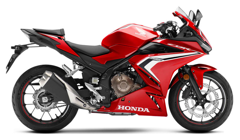 2020 Honda CBR500R in Missoula, Montana - Photo 1