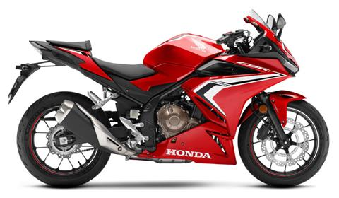 2020 Honda CBR500R in Danbury, Connecticut
