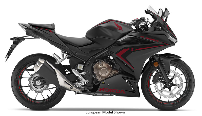 2019 Honda CBR500R ABS in Bennington, Vermont - Photo 1