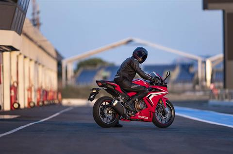 2020 Honda CBR500R in Norfolk, Virginia - Photo 6