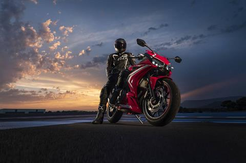 2020 Honda CBR500R in Tampa, Florida - Photo 7