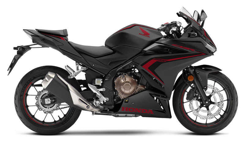 2020 Honda CBR500R in Wichita Falls, Texas - Photo 1