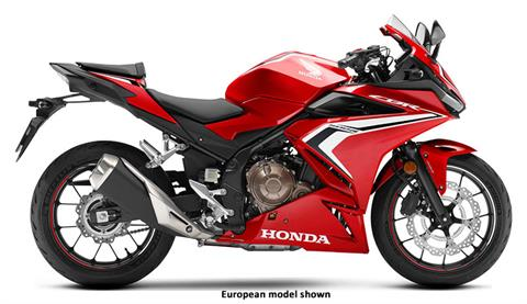 2020 Honda CBR500R ABS in Fremont, California