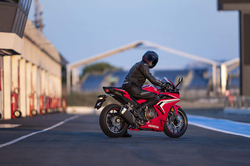 2020 Honda CBR500R ABS in Norfolk, Virginia - Photo 6