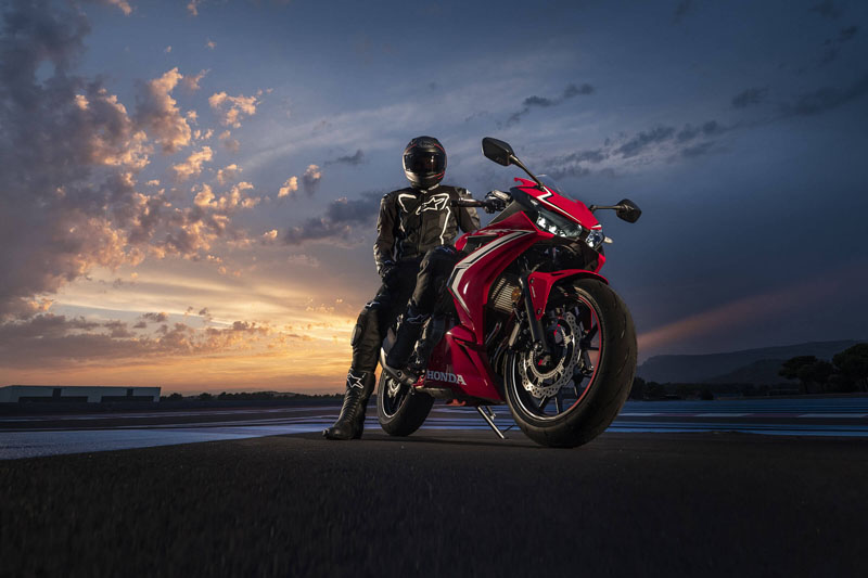 2020 Honda CBR500R ABS in Augusta, Maine - Photo 7